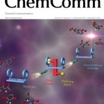 Anton Vidal et al. review in the cover of Chemical Communications